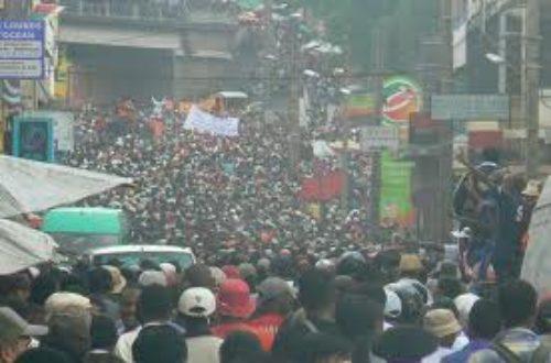 Article : Madagascar dans l'attente des résultats de la présidentielle