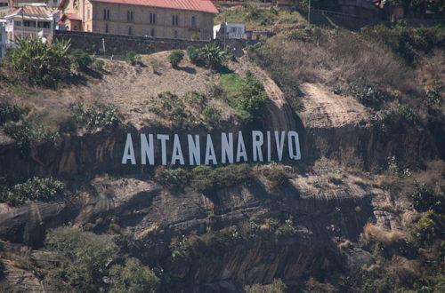 Article : Antananarivo, la patiente