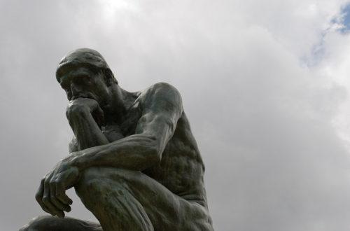 Article : Quelques pensées…en guise de retour