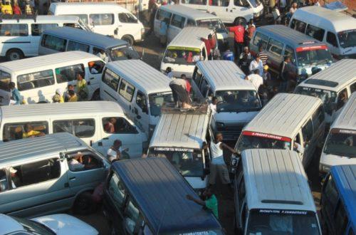 Article : Comment respecter le code de la route à Antananarivo