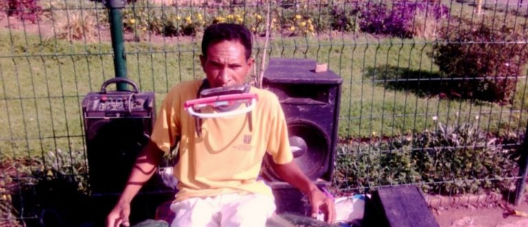 Article : Nono Dan, un homme-orchestre unique au monde