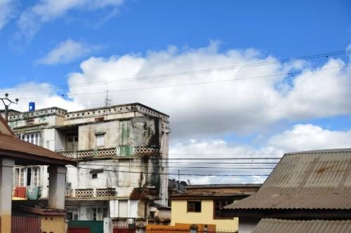 Maisons de Manjakaray