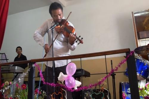 violon andriamialy