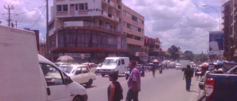 Article : Antananarivo – 500 Ariary par heure c'est trop cher pour le parking