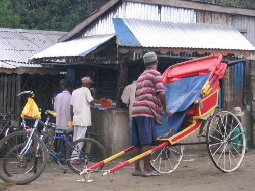 La version initiale encore utilisée à Toamasina