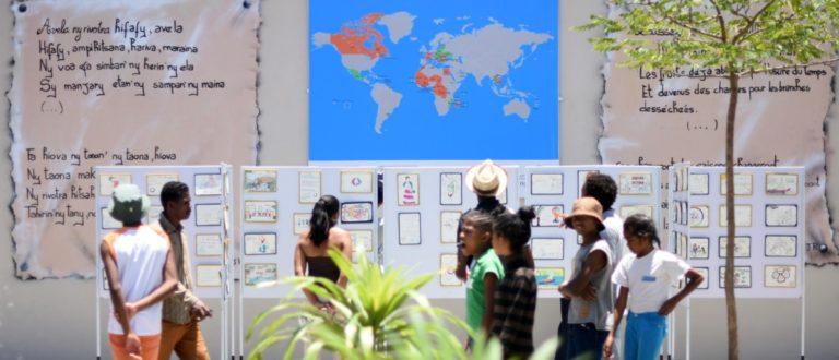Article : SommetMada2016 : beaucoup de malentendus dans les dessins des jeunes