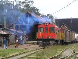 Fiarandalamby, littéralement : fiacre sur rail