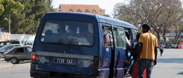 Article : A Tana, descendez du bus dans les cinq cas suivants !