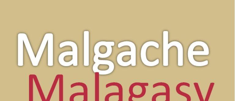 Article : Malagasy ou Malgache, vous ne pouvez pas forcer les gens à choisir