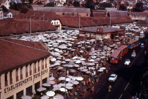 Le zoma à Antananarivo