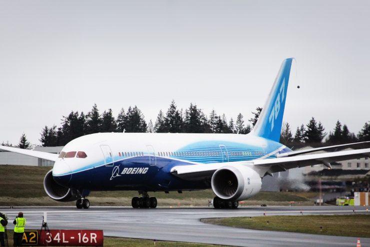 Le hublot du 787 et le nouvel ordre mondial