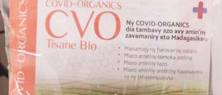 Article : Covid-19 : Madagascar et les plantes